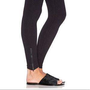 Spanx Look at Me Now Seamless Side Zip Leggings 2X